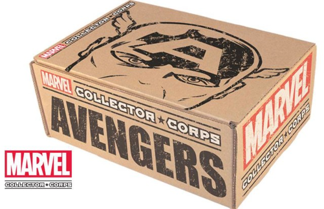 Marvel Collectors Corps Subscription Service Box