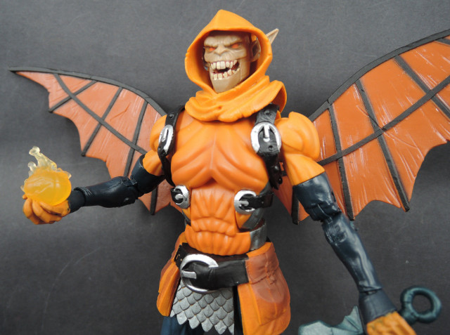 Marvel Legends 2015 Hobgoblin Figure Close-Up