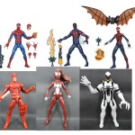 Marvel Legends 2015 Spider-Man Case Ratios & Pre-Order!