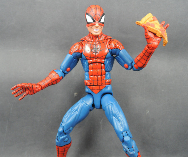 Marvel legends spider man infinite series 2015 figures currently being