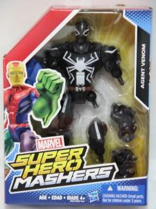 Marvel Masher Agent Venom Figure Packaged