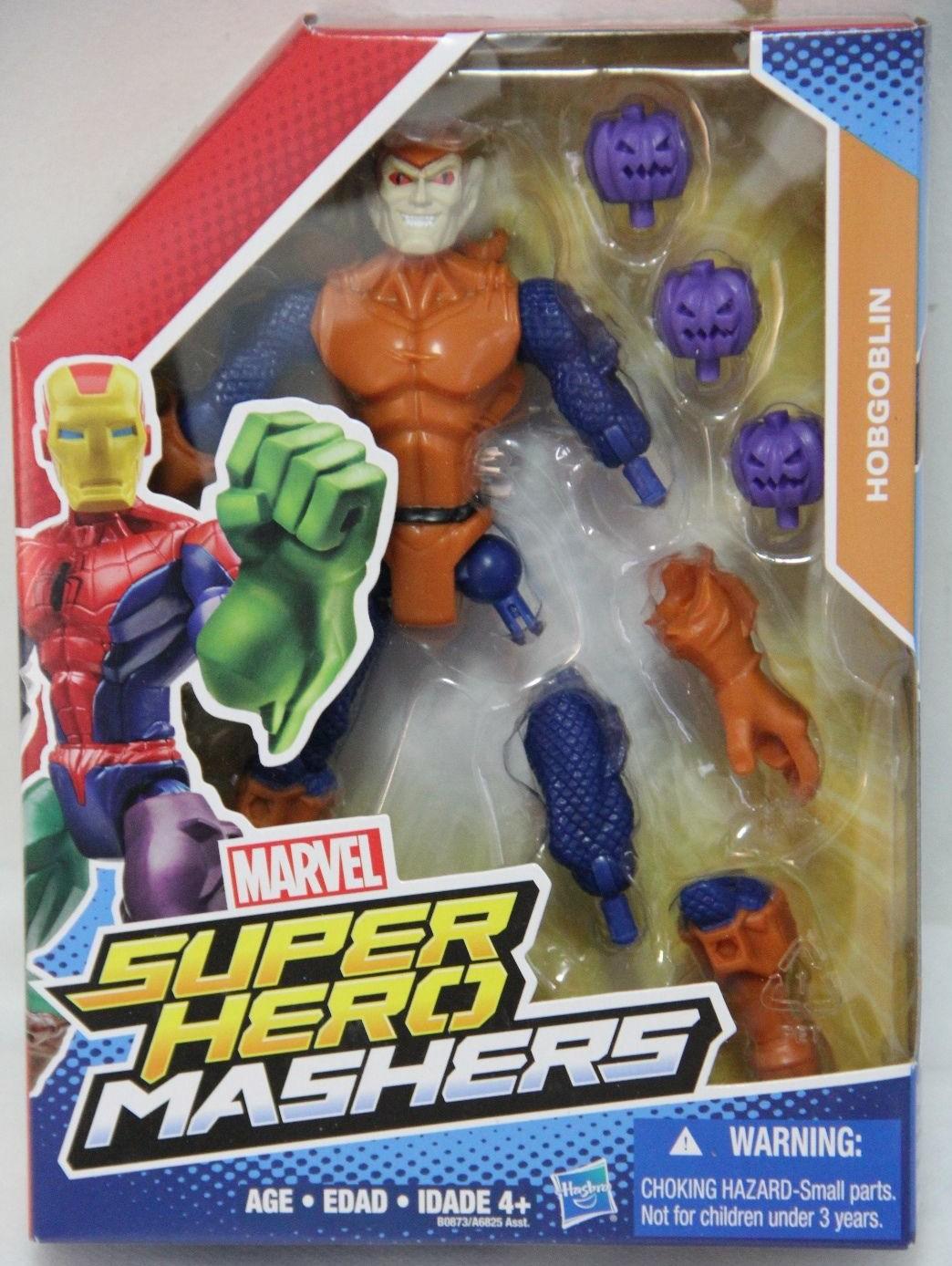 Lego Hobgoblin Marvel Marvel Mashers Hobgoblin