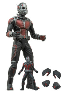 Marvel Select Ant-Man Figure Ant-Man Movie 2015 Diamond Select Toys