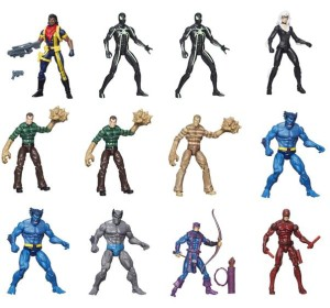 Marvel Universe 2015 Wave 1 Figures Series Case