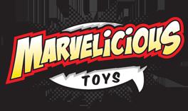 Marvelicious Toys Logo