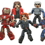 Avengers Age of Ultron Minimates Revealed & Photos!