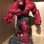 Red Hulk Premium Format Figure Released & Photos!