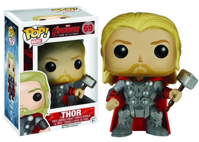 Thor Funko Avengers Age of Ultron Figure