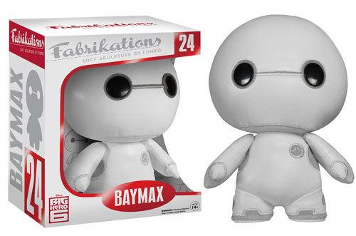 Funko Baymax Fabrikation Figure