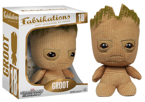 Funko Fabrikation Groot Soft Sculpture