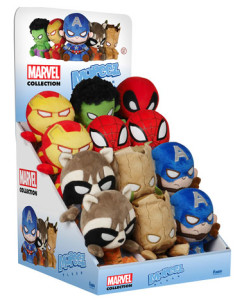 Funko Marvel Mopeez Series 1 Case