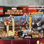 Toy Fair 2015: LEGO Rhino & Sandman Team-Up Set!