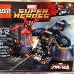 LEGO Marvel Carnage's SHIELD Sky Attack 76036! Toy Fair 2015!