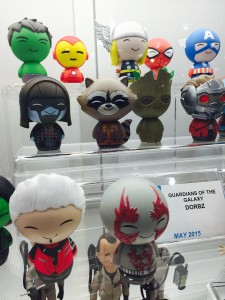 New York Toy Fair 2015 Dorbz Marvel Figures
