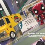 Toy Fair 2015: Funko Deadpool Chimichanga Truck POP Vinyl!