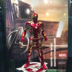 Kotobukiya Iron Man Mark 43 ARTFX Statue! Toy Fair 2015
