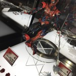 Toy Fair 2015: Square-Enix Play Arts Kai Spider-Man Figure Photos!