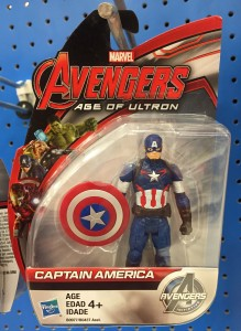Avengers Age of Ultron All Star Captain America Figure