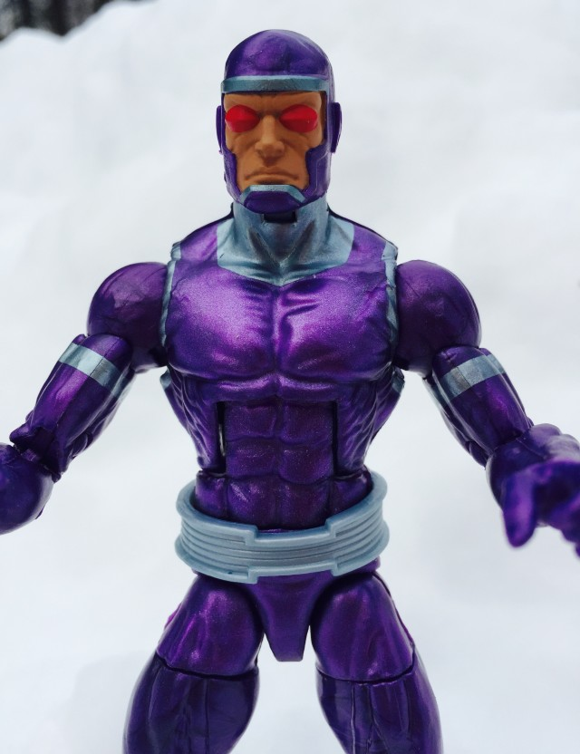 Marvel Legends Avengers Wave 1 Machine Man Close-Up