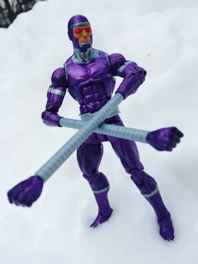 Marvel Legends 2015 Machine Man Figure with Extended Arms