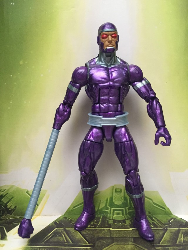 2015 Marvel Legends Avenging Allies Machine Man Figure