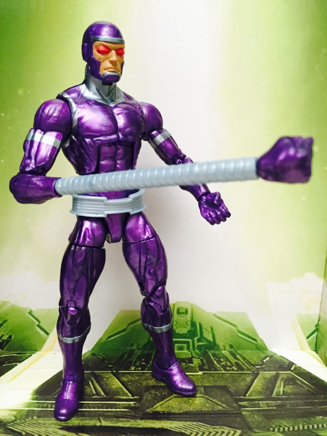 "Machine Man Marvel Legends Avengers Infinite Series 6"" Figure"