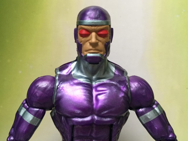 Hasbro Marvel Legends Machine Man Head X-51 Aaron Stack