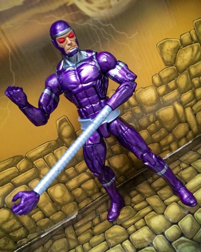 Marvel Legends Avengers Machine Man Review