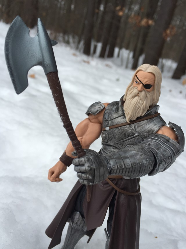 Marvel Legends Avengers Series King Thor Build-A-Figure
