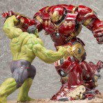 Kotobukiya Hulkbuster Iron Man & Hulk Statues Up for Order!