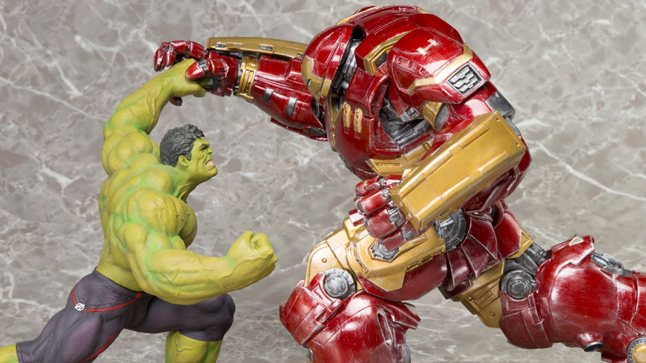 Kotobukiya Hulkbuster ...