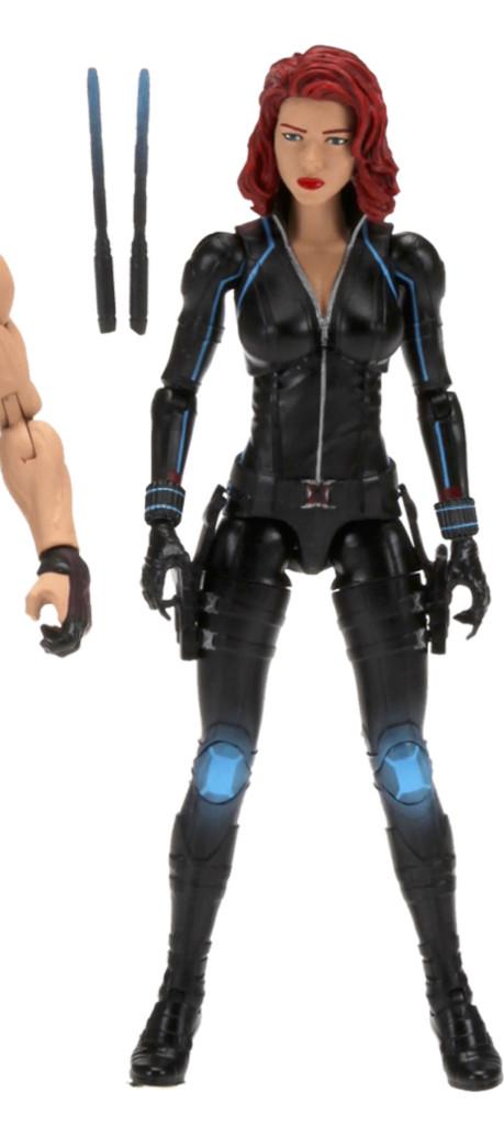 Black Widow Marvel Avengers Marvel Legends Avengers 6