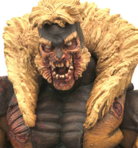 Marvel Select Zombie Sabertooth Figure Announced