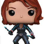 Funko Age of Ultron Black Widow POP Vinyl Up For Order!