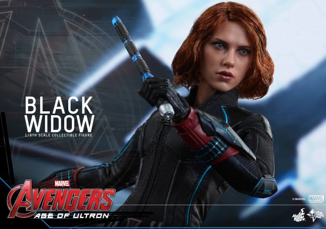 Hot Toys 2015 Black Widow Age of Ultron Sixth Scale Figure