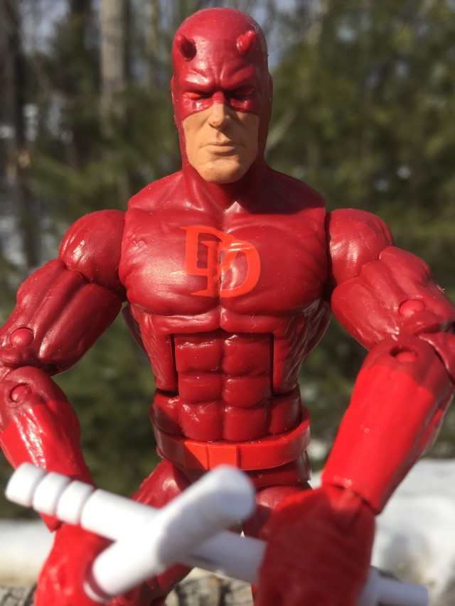 Marvel Legends Daredevil Figure Review 2015