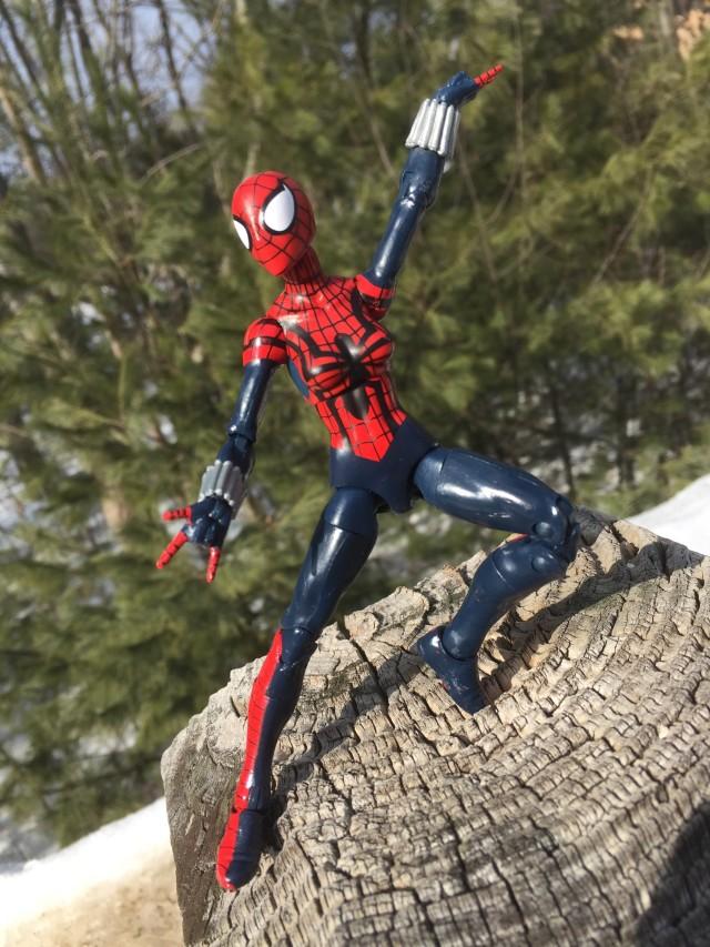 """2015 Marvel Legends Spider-Girl 6"""" Action Figure"""