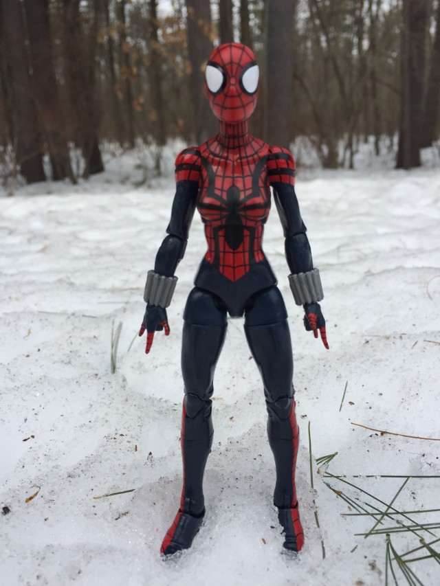 Spider-Girl Marvel Legends Warriors of the Web Action Figure