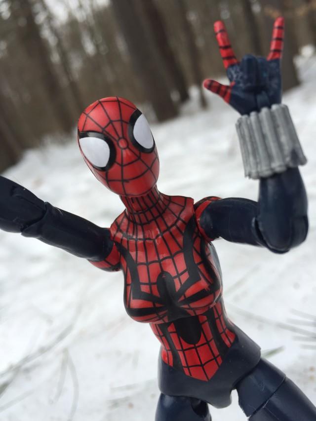 Spider-Girl Marvel Legends 2015 Hasbro Action Figure