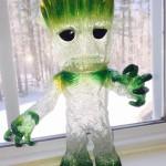 Funko Hikari Green Regeneration Groot Review & Photos!
