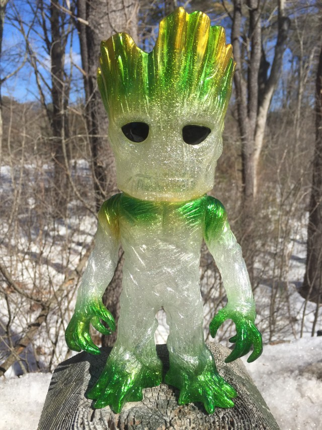Life Force Groot Funko Guardians of the Galaxy Hikari Figure