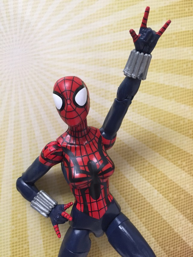 Marvel Legends Spider-Girl Review & Photos
