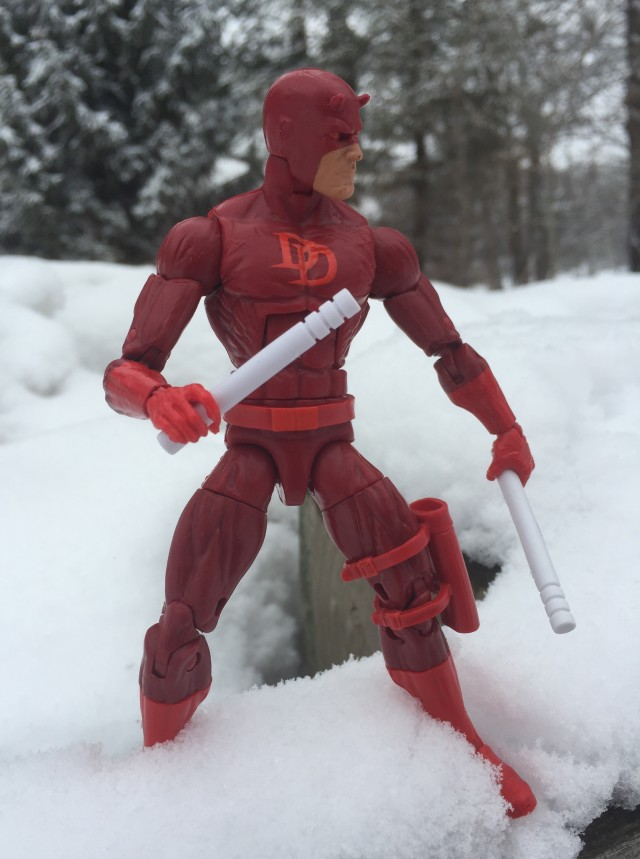 Hasbro Marvel Legends Infinite Series Daredevil Figure