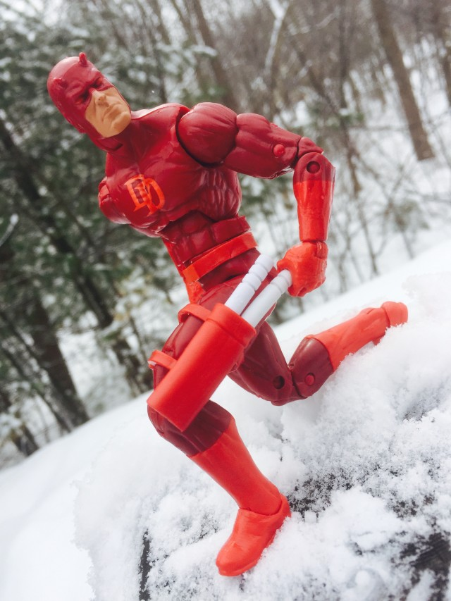 "Daredevil Marvel Legends 2015 6"" Action Figure"