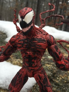 Marvel Select Carnage Review & Photos