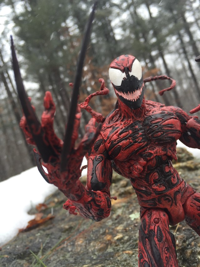 Marvel Select 2015 Carnage Action Figure