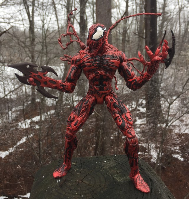 Marvel Select Carnage Action Figure 2015