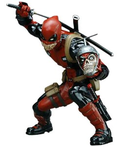 Kotobukiya Deadpool Headpool ARTFX+ Statue Variant Revealed
