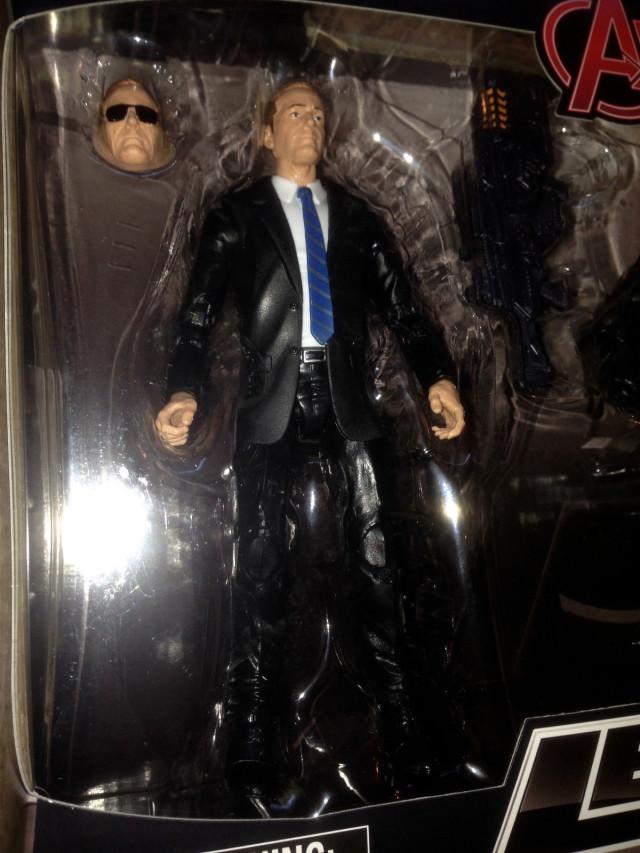 Marvel Legends 2015 Agent Coulson Figure