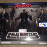 Exclusive Marvel Legends SHIELD Figures Set Released! Coulson!
